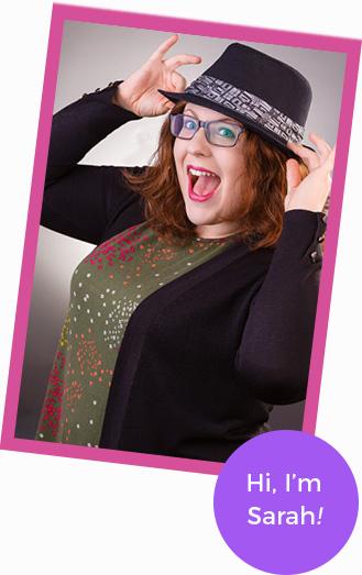 Sarah Watts, WordPress website designer